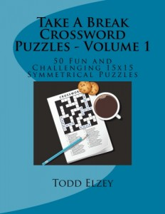 Cover Image from Take A Break Crossword Puzzles - Volume 1